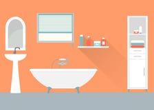 ванная комната 2 Стоковые Фотографии RF