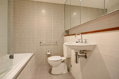ванная комната 6 Стоковые Изображения RF