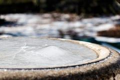 Ванна льда стоковые фотографии rf