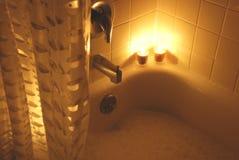 ванна ослабляя Стоковые Изображения RF