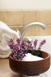 ванна после полудня Стоковые Изображения RF
