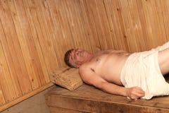 ванна финская Стоковые Изображения RF