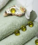 ванна экзотическая Стоковое Фото