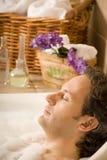 ванна Стоковое фото RF