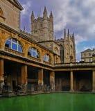 ванны римские Стоковая Фотография RF