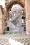 Ванны Caracalla Стоковые Фото