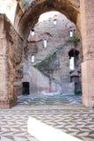 Ванны Caracalla Стоковые Изображения RF