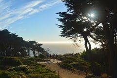 Ванны Sutro, Сан-Франциско Стоковое Изображение RF