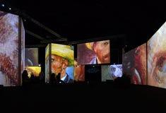 Ван Гог живой Стоковая Фотография RF