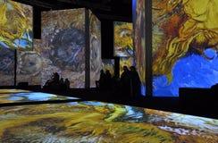 Ван Гог живой Стоковое Изображение