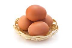 Вареное яйцо Стоковая Фотография RF