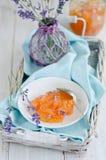 Варенье абрикоса Стоковое Изображение RF
