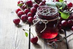 Варенье вишни Стоковое Изображение RF