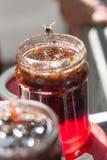 Варенье конуса сосны Стоковое Изображение