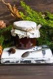Варенье от конусов сосны Стоковые Фотографии RF