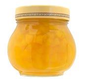 Варенье персика Стоковая Фотография RF