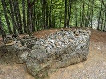 Варенье пирамид из камней Стоковые Фото