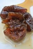 Варенье смоквы Стоковые Изображения RF