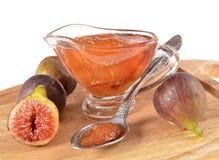 Варенье смоквы Стоковое Изображение