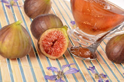 Варенье смоквы Стоковая Фотография RF