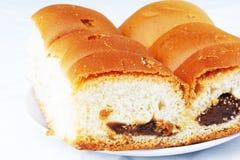 варенье хлеба Стоковое Фото