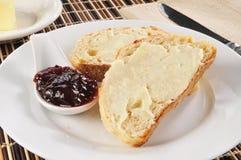 варенье хлеба Стоковые Изображения RF