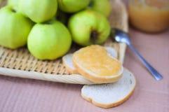 варенье яблока Стоковые Фото