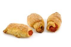 варенье bagels Стоковое Изображение