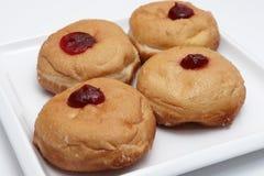 варенье donuts 4 Стоковые Фото