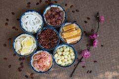 Варенья вьетнамца на лунный Новый Год стоковые фото