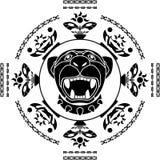 вариант пантеры вторых иллюстрация штока