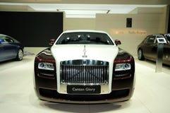 Вариант славы кантона Rolls Royce стоковое изображение
