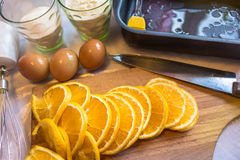 Варить в кухне Стоковое Изображение