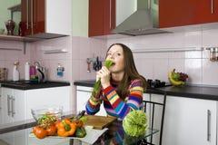 варить женщину Стоковая Фотография RF