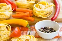 Варить здоровую концепцию еды Стоковые Фото