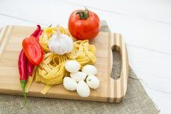 Варить здоровую концепцию еды Стоковое Изображение