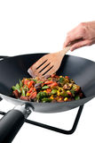 варить овощи Стоковая Фотография RF