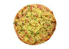Варить очень вкусную пиццу Стоковая Фотография RF