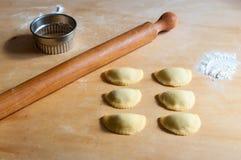 Варить печенья Стоковые Изображения RF