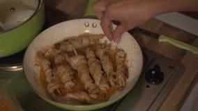 Варить протыкальника мяса Стоковые Фото