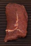 Варить стейка мяса лошади Стоковые Изображения