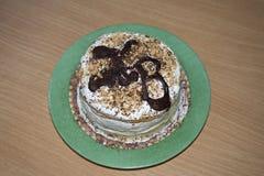 Варить торт пасхи украшения традиционный Стоковая Фотография RF