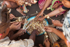 варить balinese Стоковые Фото