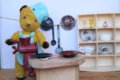 Варить Morulet медведя Стоковое фото RF