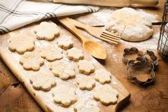 Варить scones Стоковые Фото