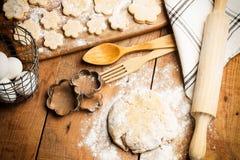 Варить scones Стоковые Изображения RF