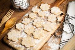 Варить scones Стоковое Изображение