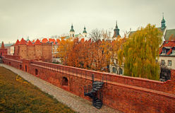 Варшава Стоковая Фотография