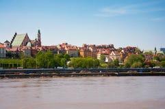 Варшава Стоковое Фото