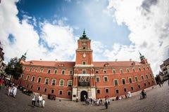 Варшава Стоковая Фотография RF